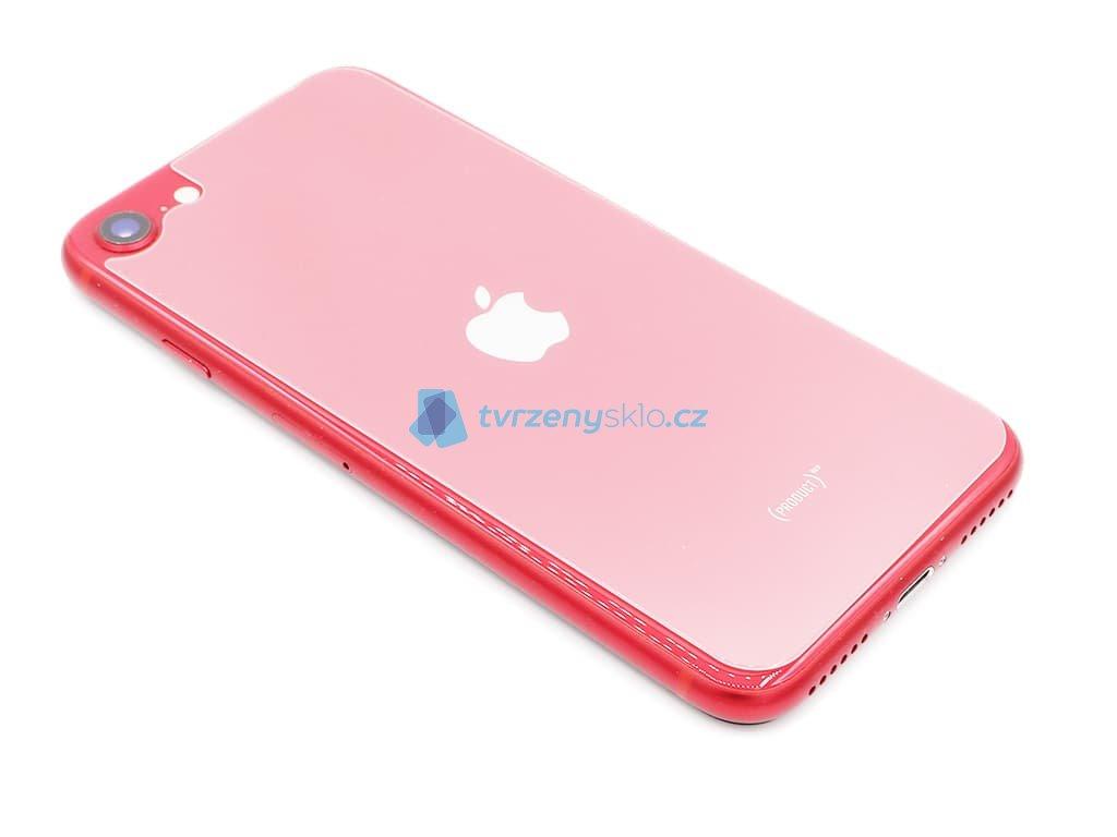 Zadní tvrzené sklo na iPhone SE 2020 1