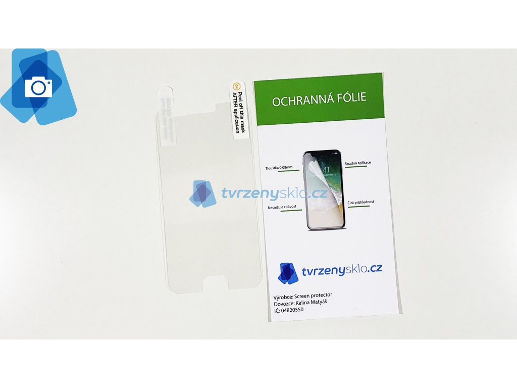 Ochranná fólie Samsung Galaxy J1