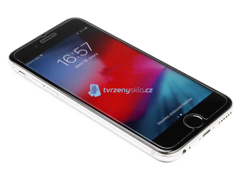 Tvrzené sklo pro iPhone 7 s doživotní zárukou