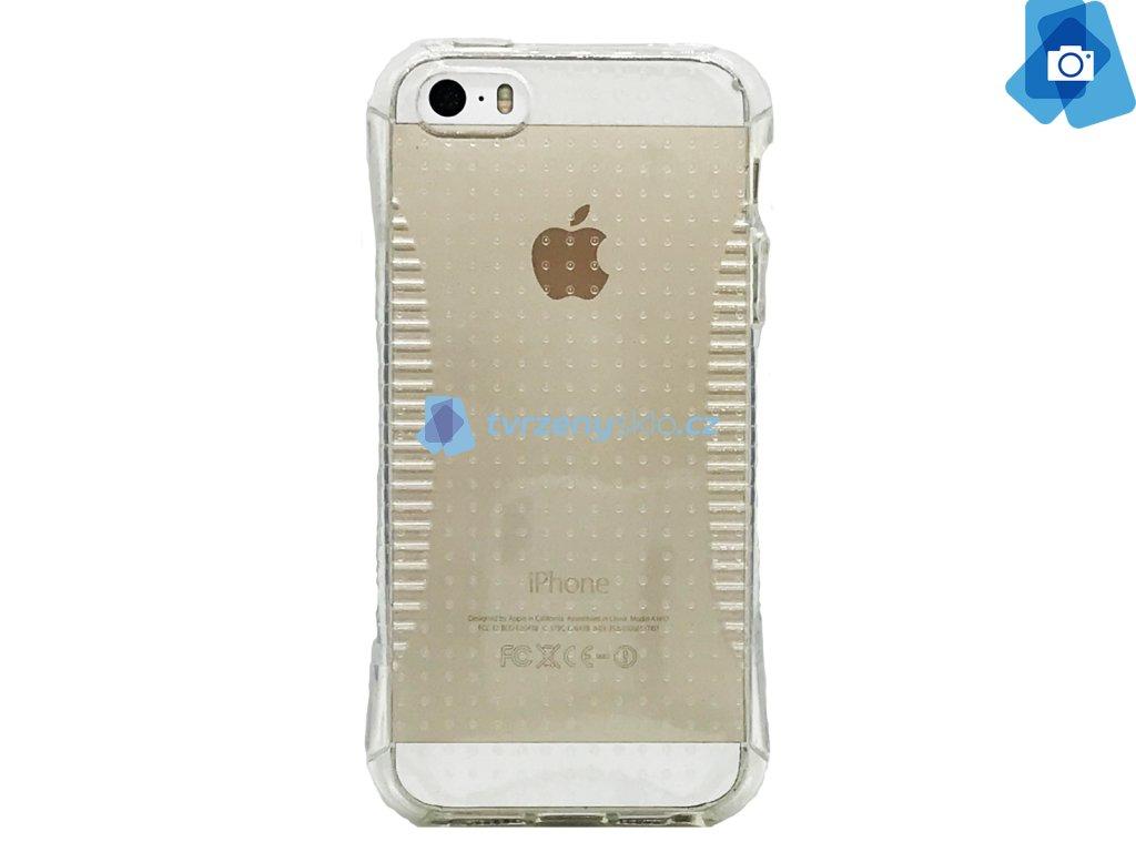 Průhlený, Vyztužený obal pro iPhone 5,5s,SE
