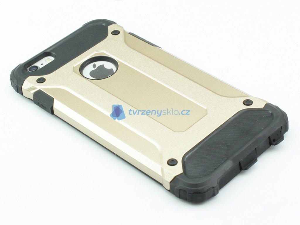 Vysoce odolný kryt pro iPhone 6 Plus, iPhone 6s Plus Zlatý