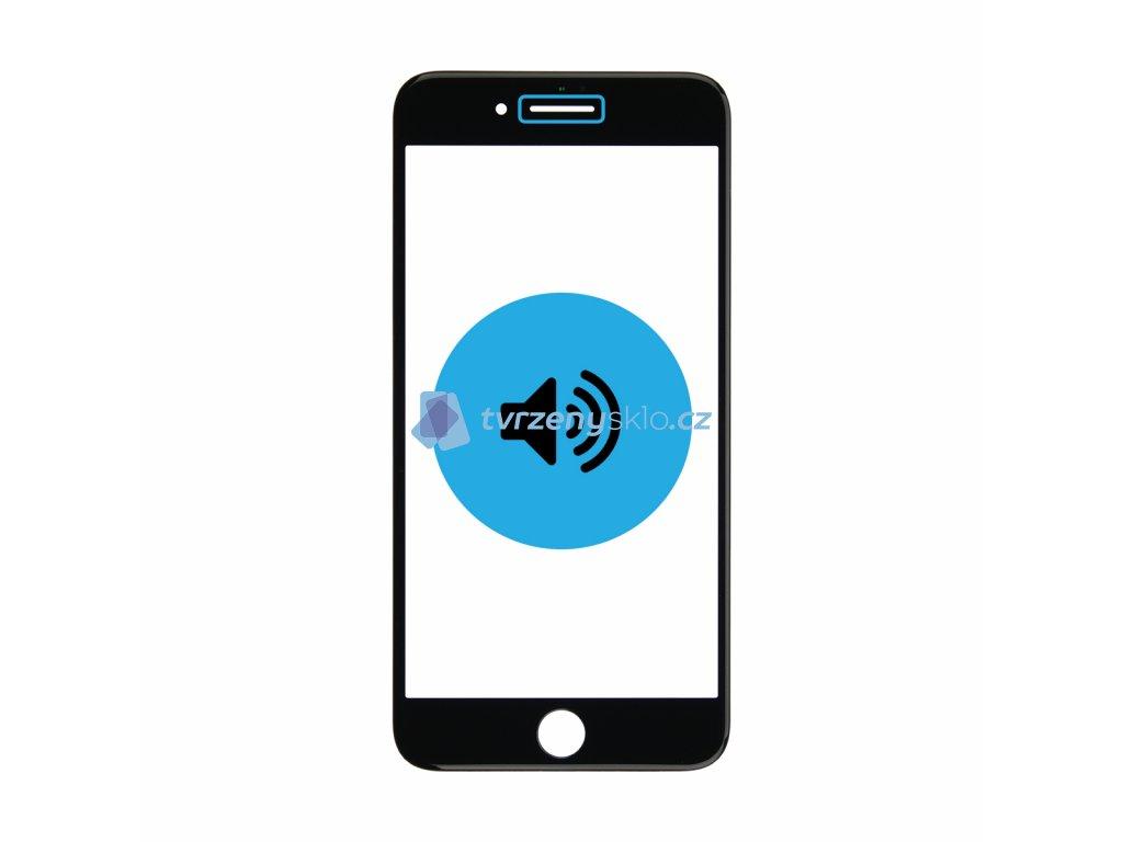 Výměna sluchátka iPhone 5 Praha