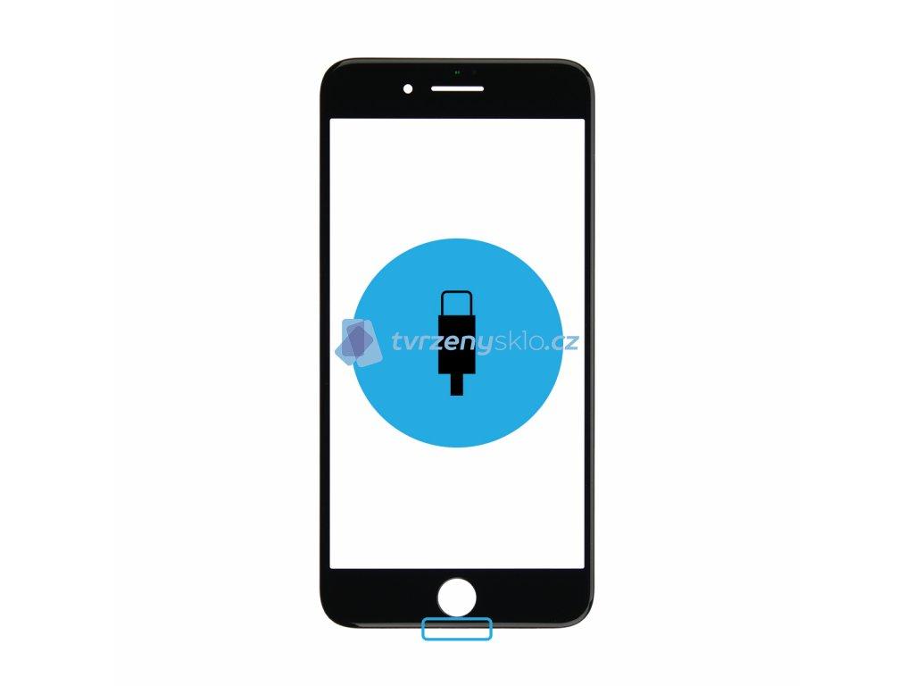 Výměna nabíjecího konektoru iPhone 6 Plus