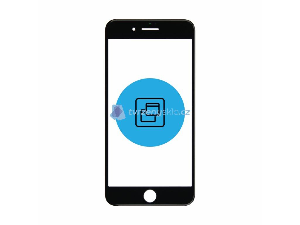 Záloha dat / přehrání softwaru v iPhonu
