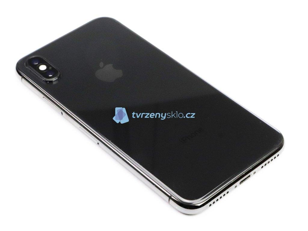 Zadní Tvrzené sklo iPhone X 1