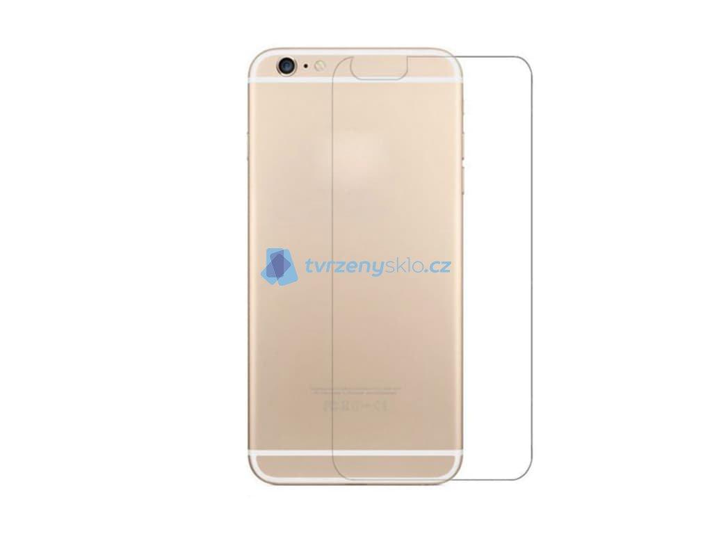 Ochranná fólie iPhone 6,6s Plus Zadní