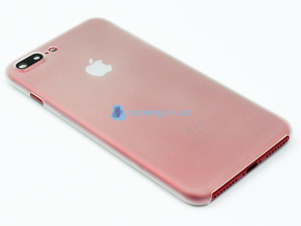 Tenký Plastový kryt pro iPhone 7 Plus, iPhone 8 Plus Matný