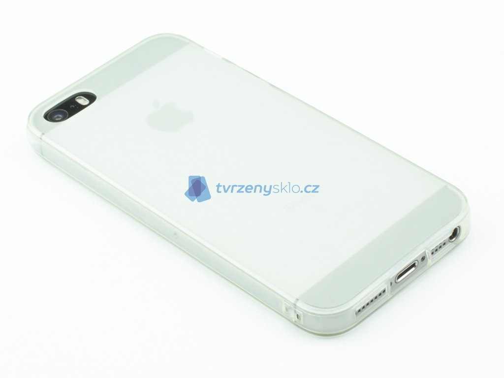 Gumový kryt pro iPhone 5,5s,SE Matný