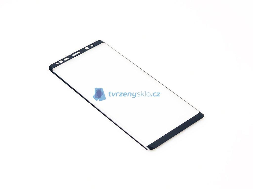 Zaoblené Tvrzené sklo pro Samsung Galaxy Note 8 Černé