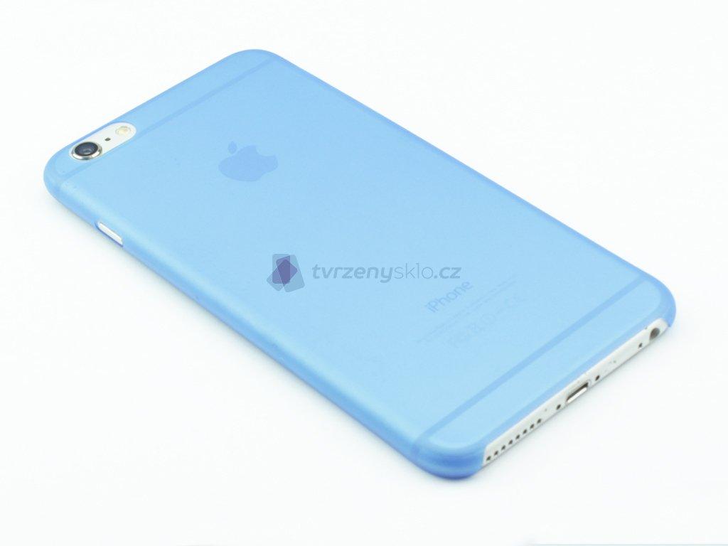 Tenký Plastový kryt pro iPhone 6 Plus, 6s Plus Modré