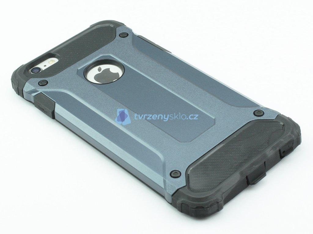 Vysoce odolný kryt pro iPhone 6 Plus, iPhone 6s Plus Modrý