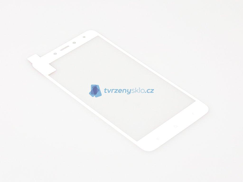 3D Tvrzené sklo Xiaomi Redmi Note 4 (Classic) Bílé