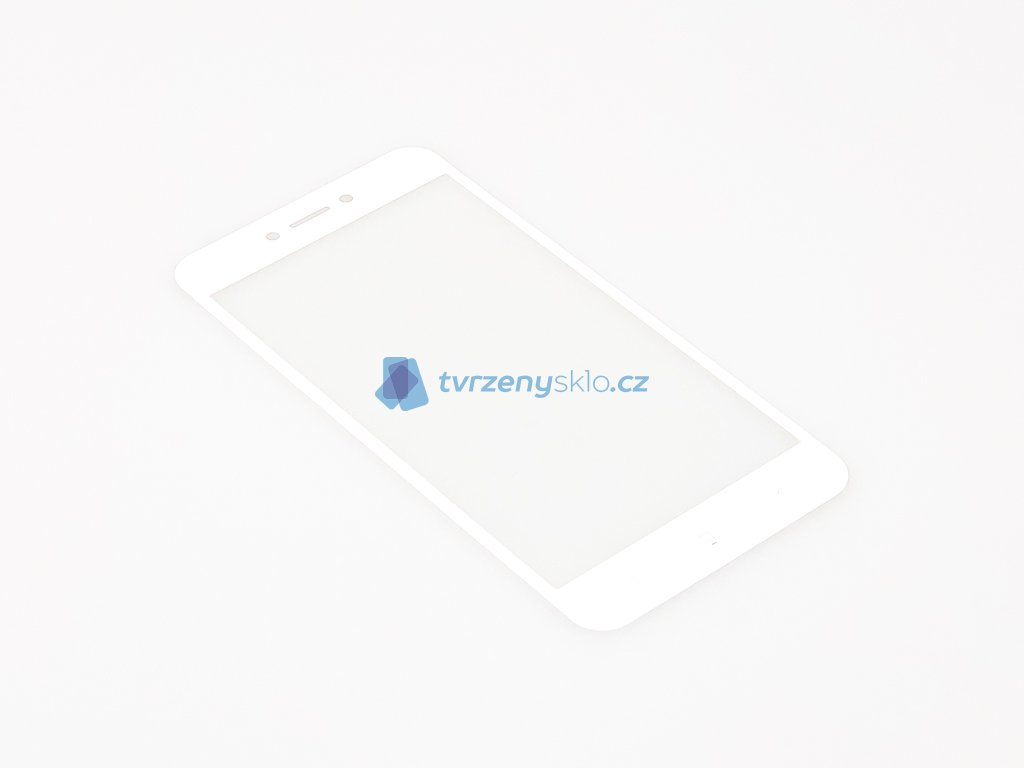 3D Tvrzené sklo Xiaomi Redmi 5A (Classic) Bílé