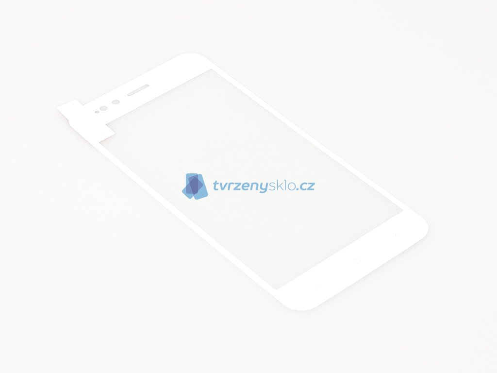 3D Tvrzené sklo Xiaomi Redmi A1 (Classic) Bílé