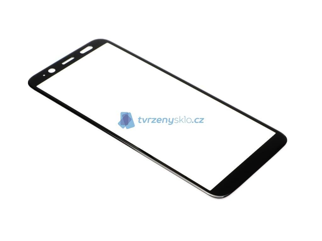 3D Tvrzené sklo pro Samsung Galaxy J6 (2018) PREMIUM Černé 1