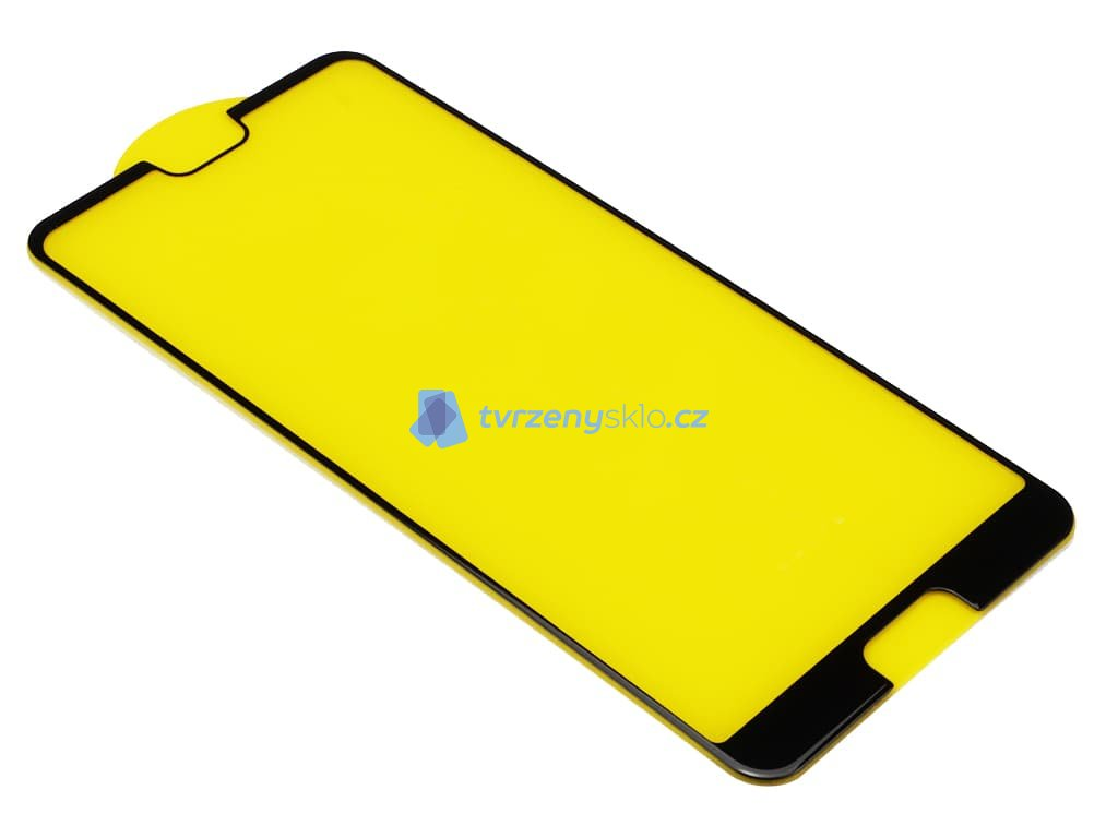 3D Tvrzené sklo Huawei P20 1