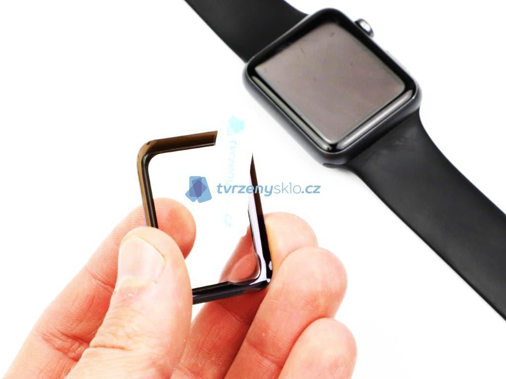3D Tvrzené sklo na Apple Watch 38mm