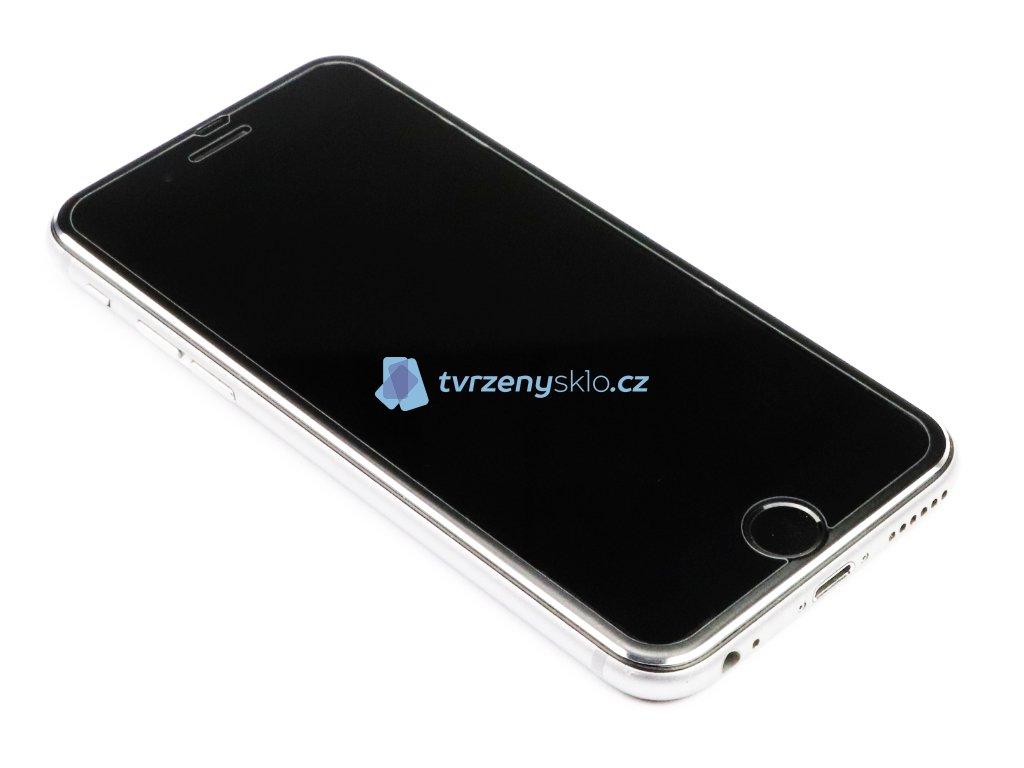 3D Tvrzené sklo s hliníkovým rámečkem iPhone 6,6s,7,8 Černé 1