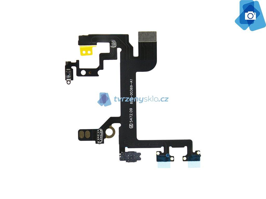 Zapínací tlačítko a tlačítka hlasitosti pro iPhone SE