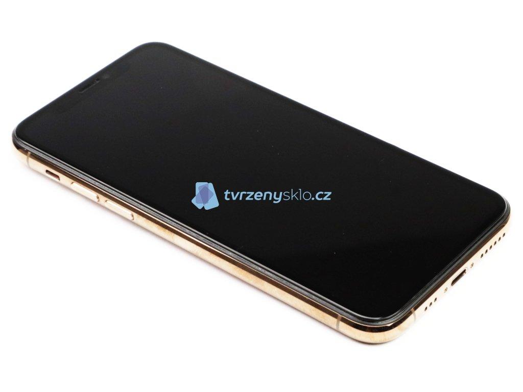 3D Tvrzené sklo na iPhone XS MAX - PREMIUM