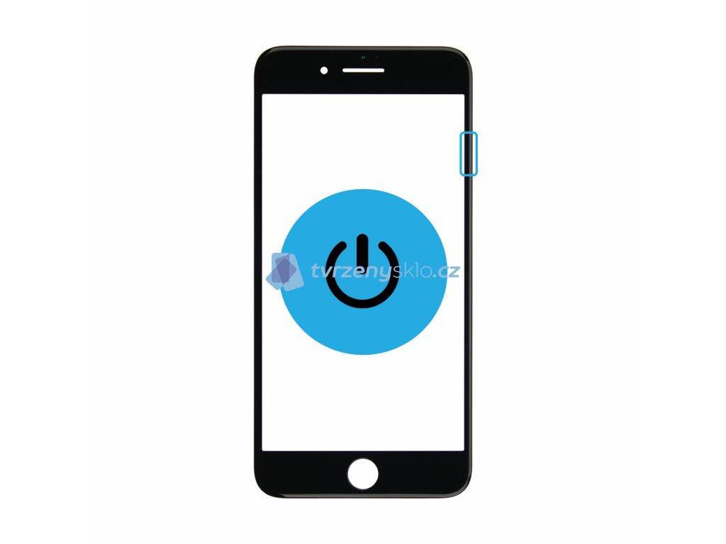 Výměna zapínacího tlačítka iPhone 8 Plus