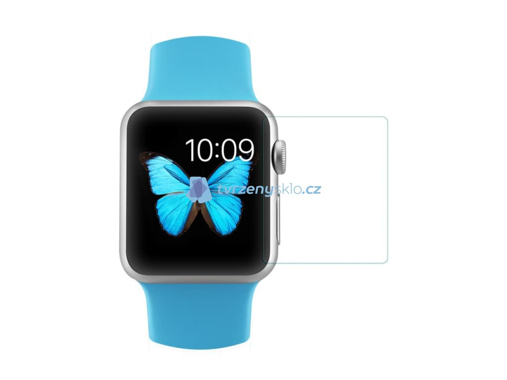 Tvrzené sklo pro Apple Watch 38mm