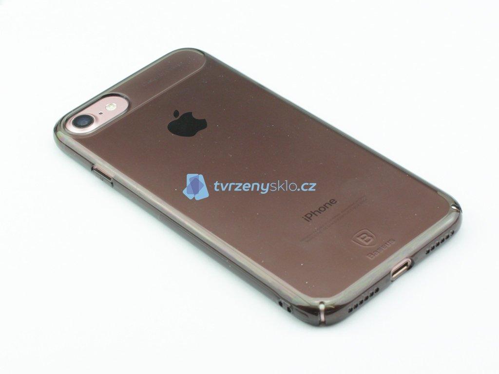 Pevný obal Baseus Sky pro iPhone 7, 8 Černý