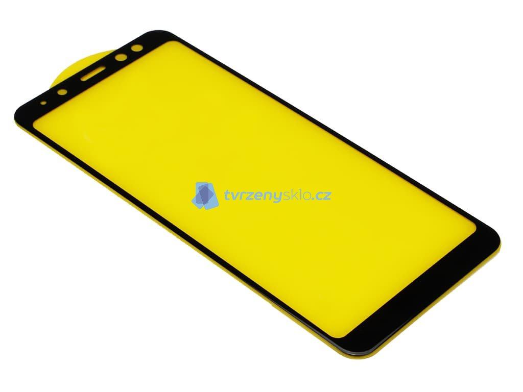 3D Tvrzené sklo Samsung Galaxy A5 2018 PREMIUM 1