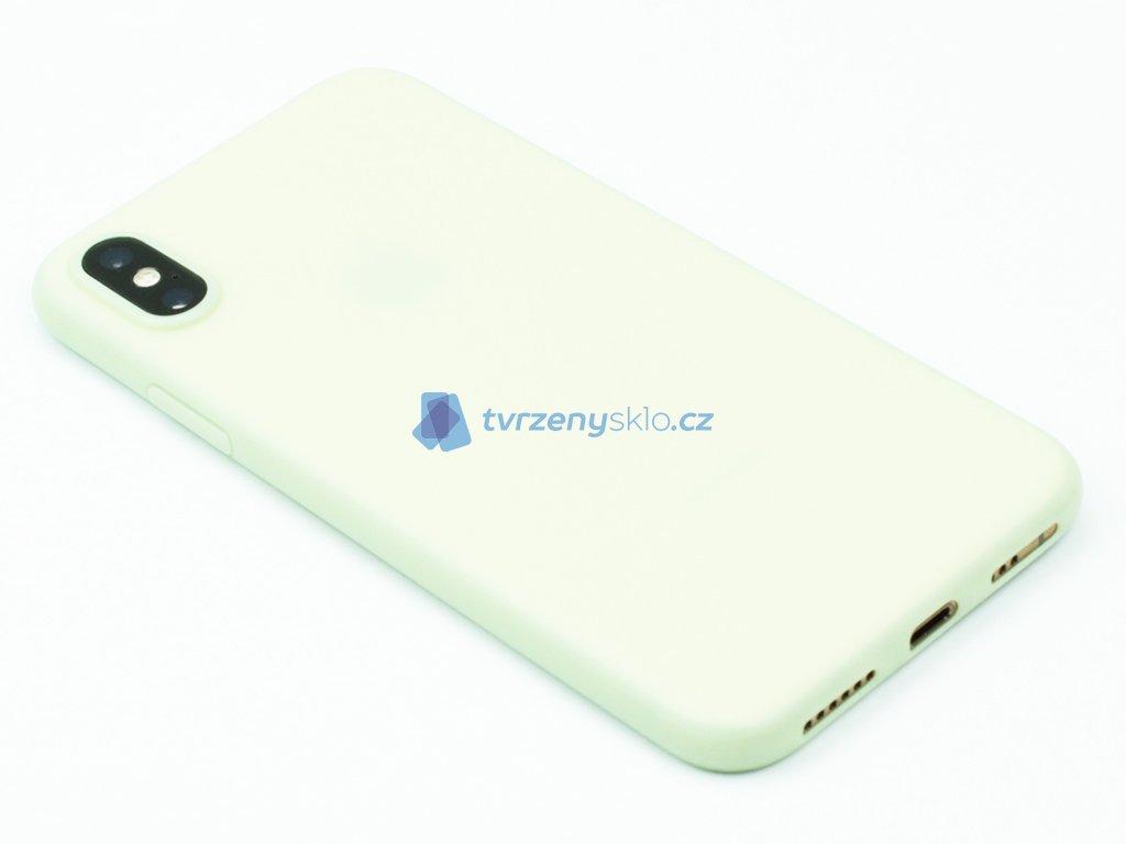 Hoco, Suay Green ochranný kryt pro iPhone X,XS Zelený