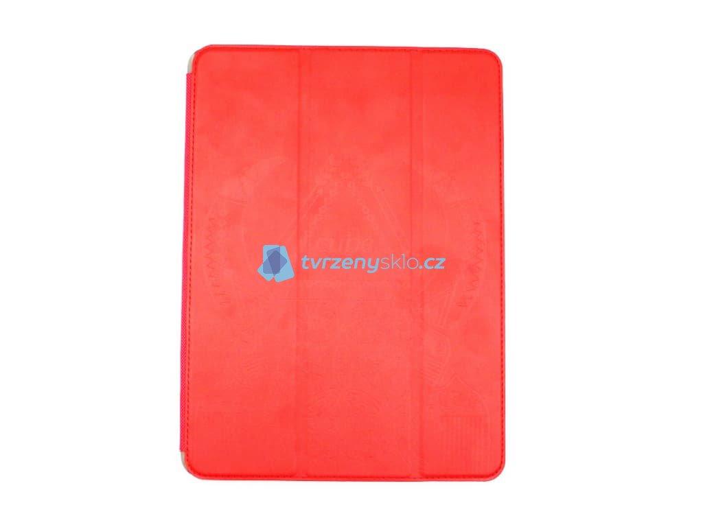 Hoco, Cuber Blue ochranný kryt pro iPad Pro 9,7 Červený