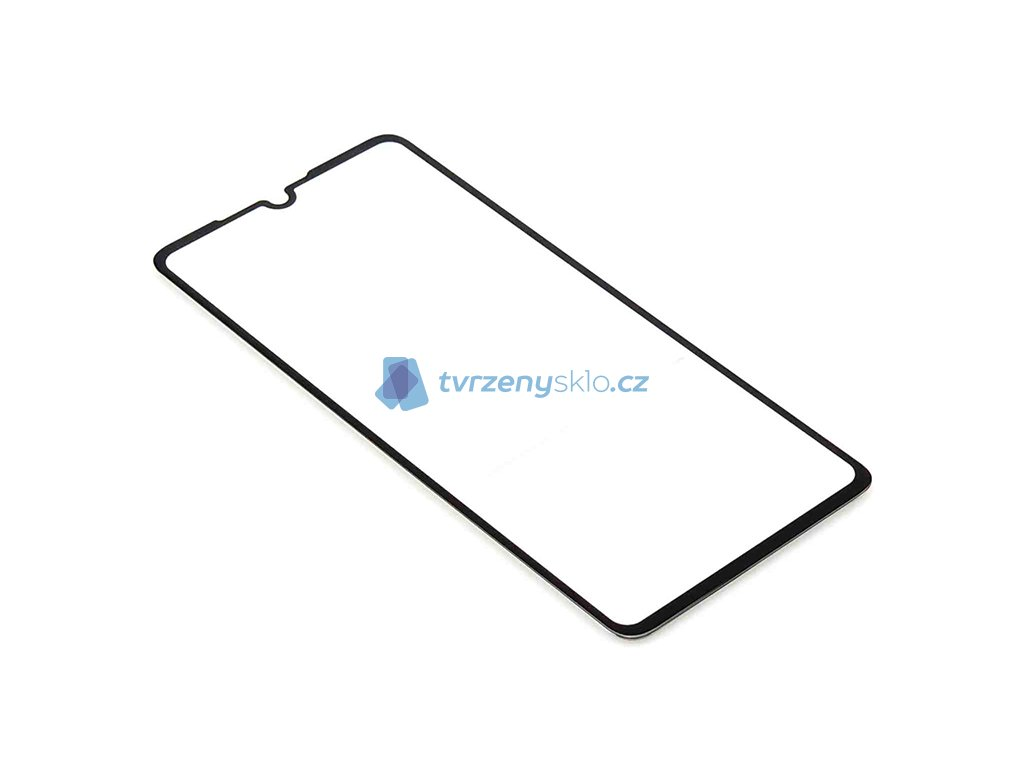 3D Tvrzené sklo PREMIUM Huawei P30 Černé