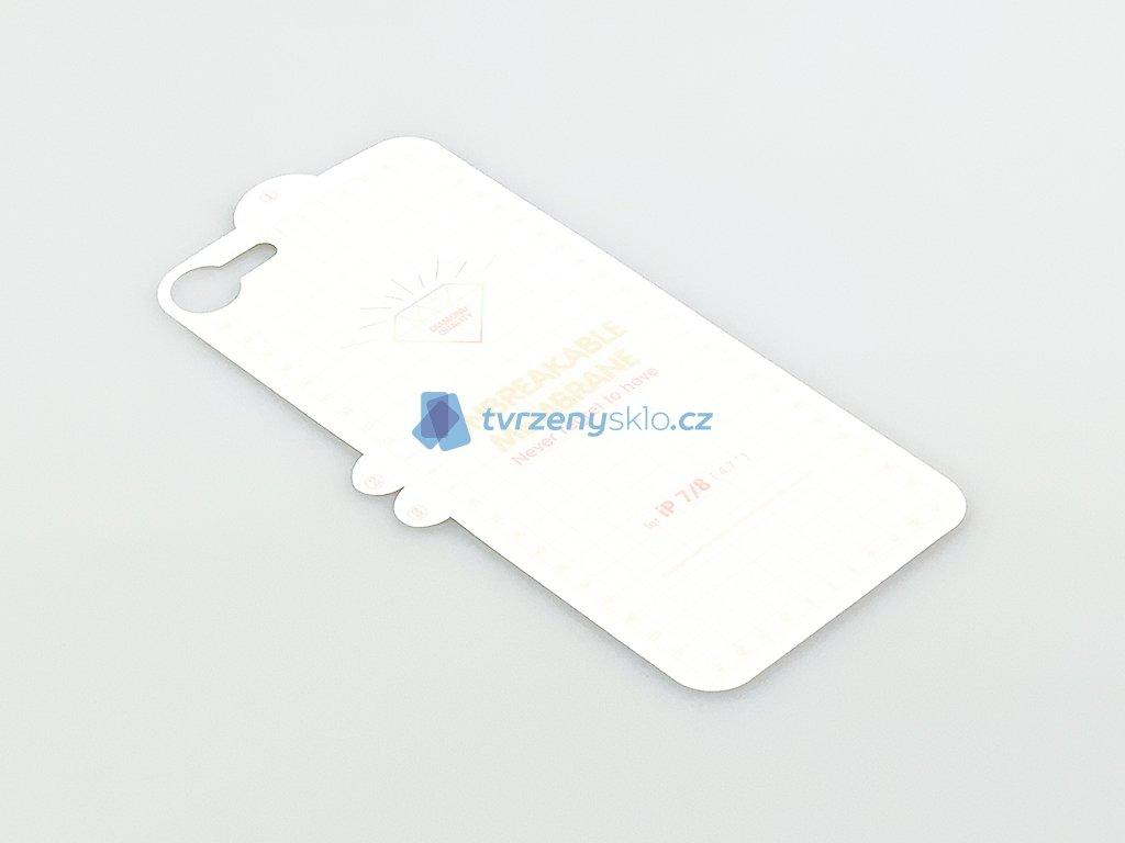Zadní 3D Hydro fólie pro iPhone 7,8