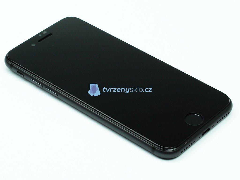 Soukromé 3D Tvrzené sklo iPhone 6,7,8 Černé 1
