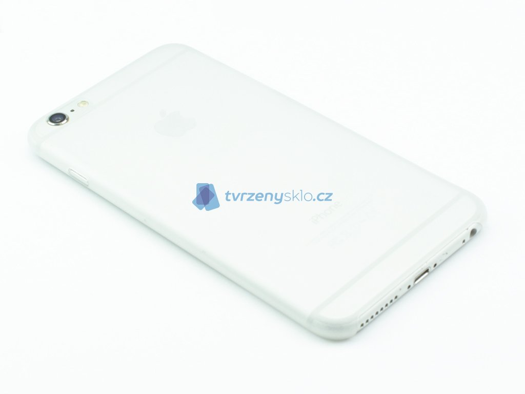 Tenký Plastový kryt pro iPhone 6 Plus, 6s Plus Matné