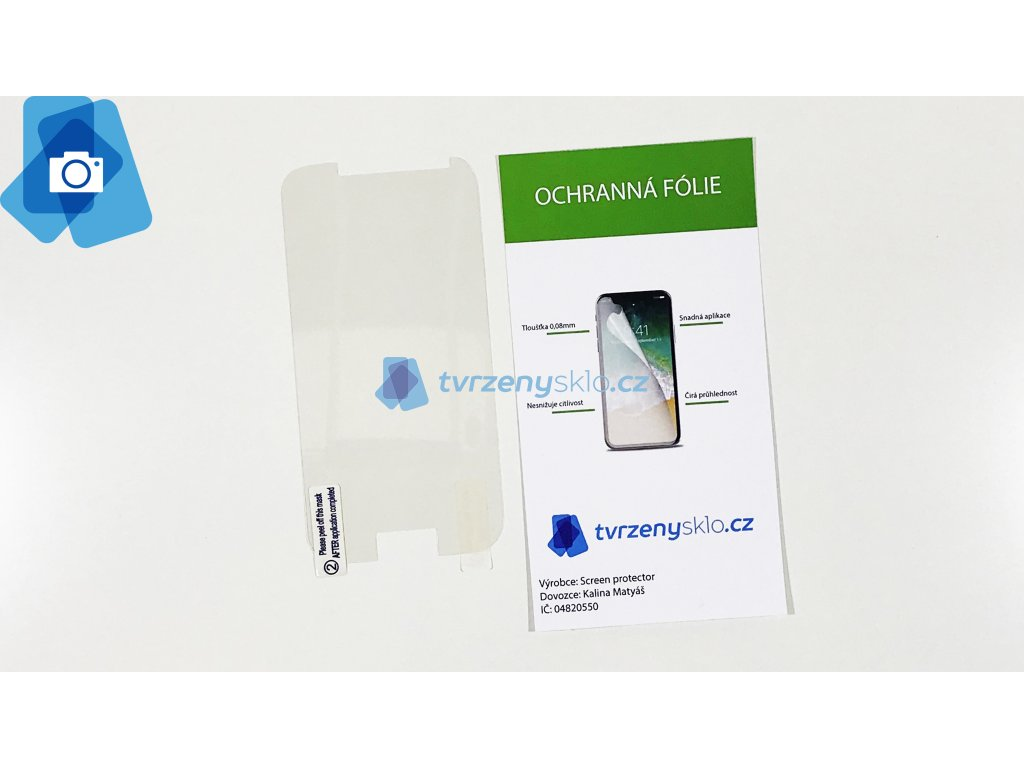 Ochranná fólie Samsung Galaxy S4