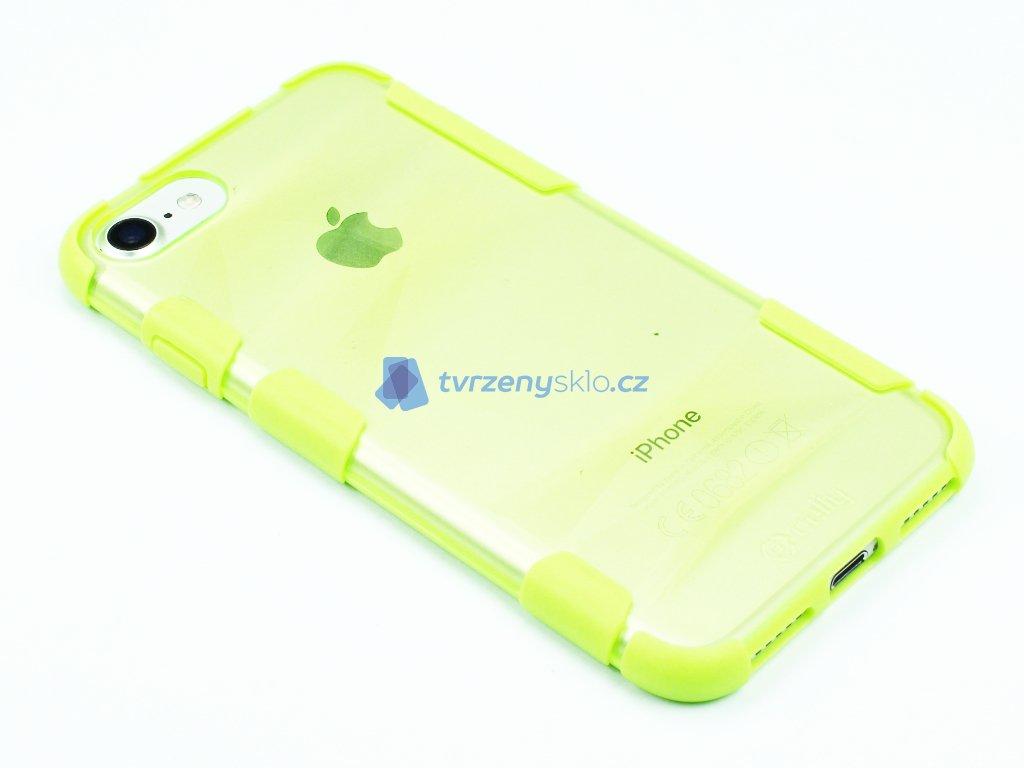 Zadní kryt CELLY Prysma pro Apple iPhone 7, iPhone 8 Zelený 1