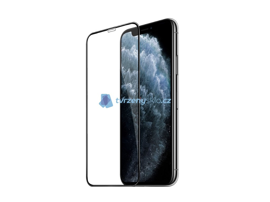 Fullscreen Tvrzené sklo Hoco G5 na iPhone X, XS, 11 Pro