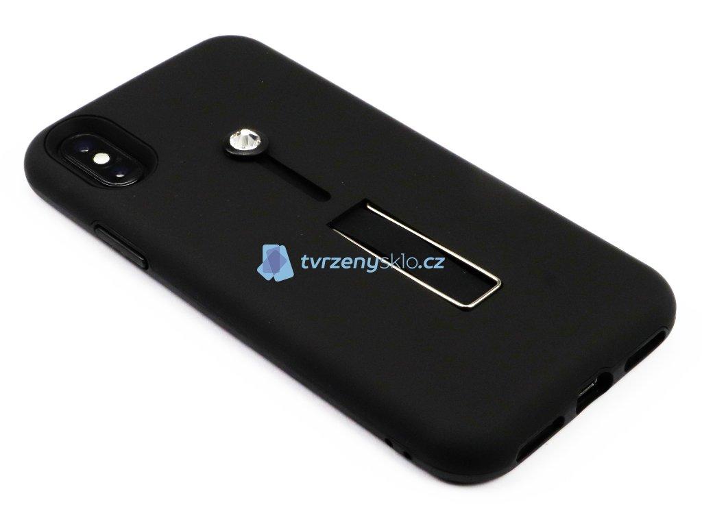 Zadní kryt pro iPhone X:XS, krystaly Swarovski 1