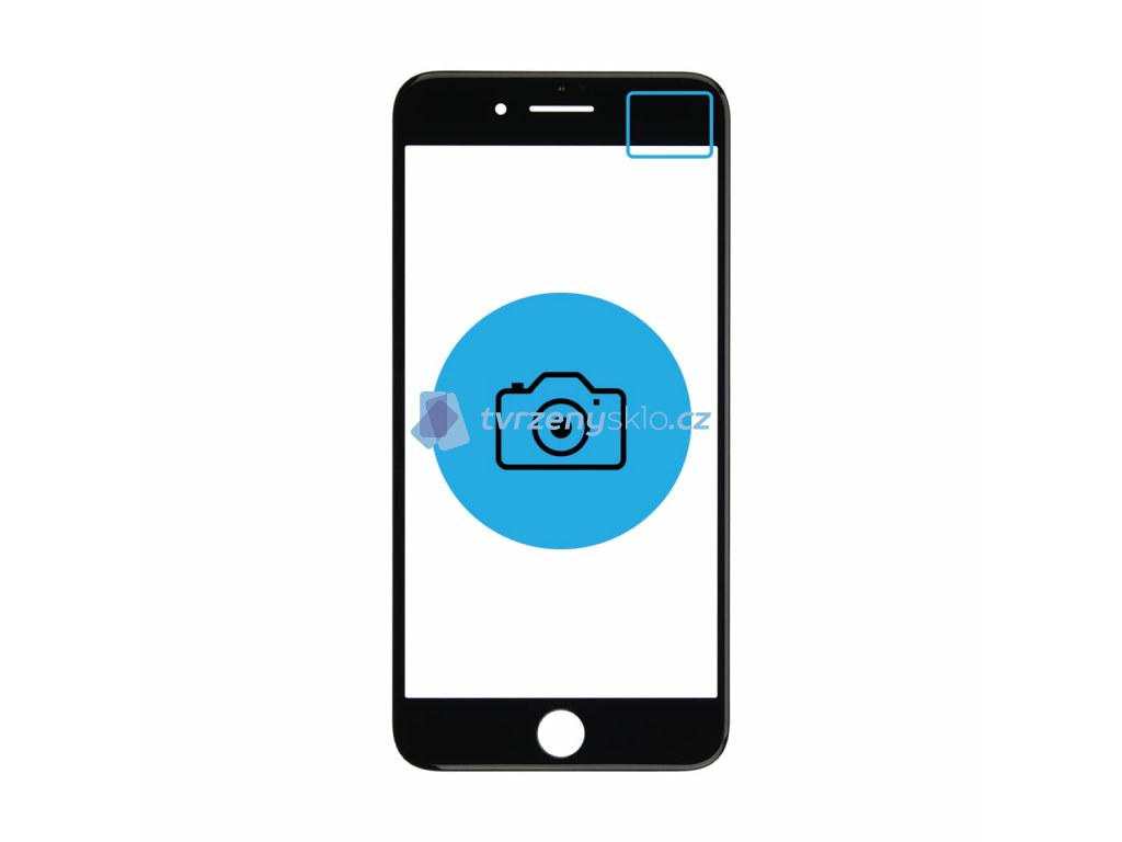 Výměna zadní (hlavní) kamery iPhone XS