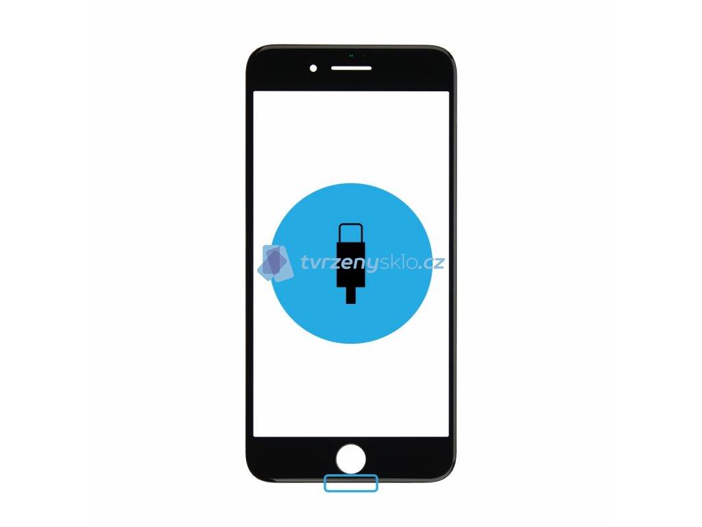 Výměna nabíjecího konektoru iPhone XR