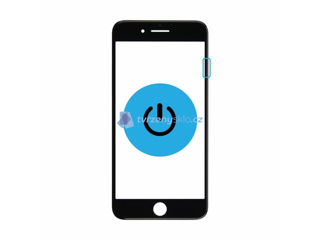 Výměna zapínacího tlačítka iPhone X