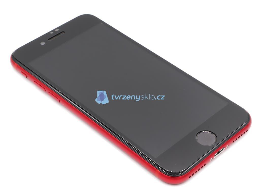 Fullscreen tvrzené sklo na iPhone SE 2020 1