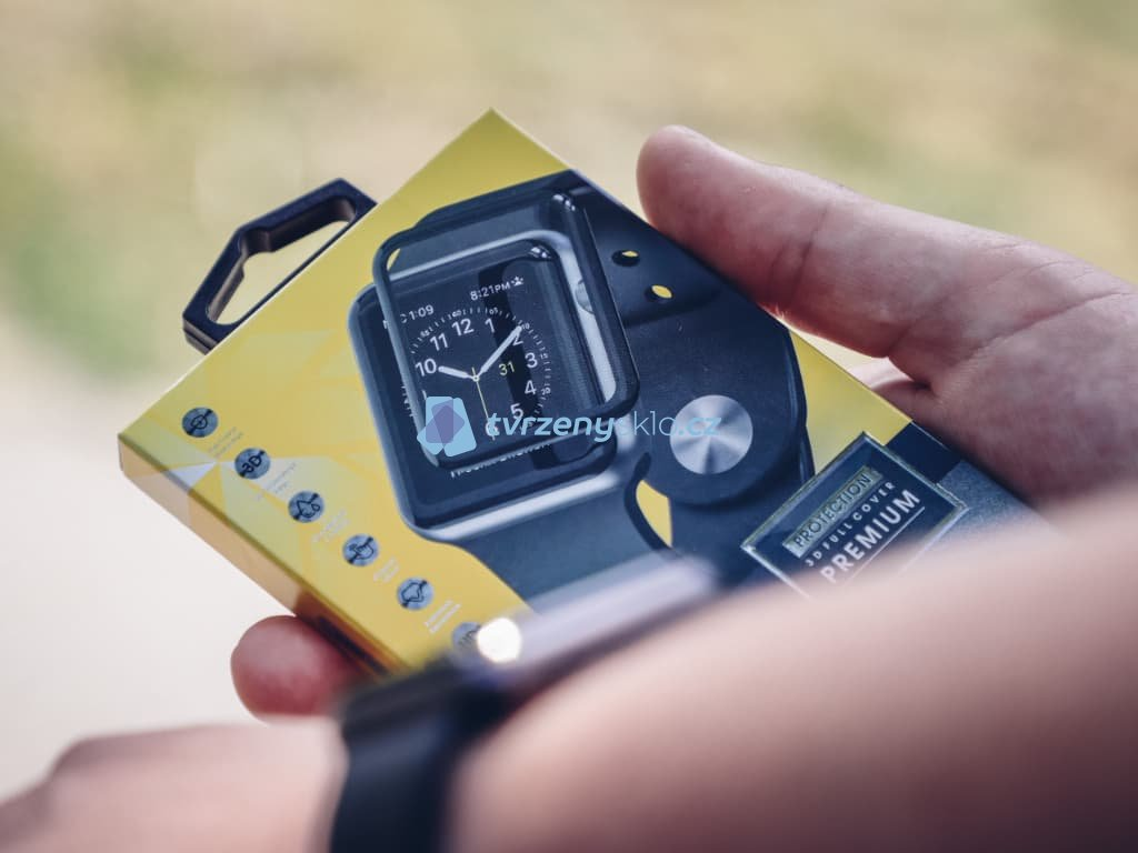 3D ochranná fólie pro Apple Watch PREMIUM