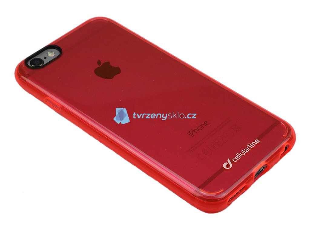 Cellularline iPhone 6 Oranžový 1