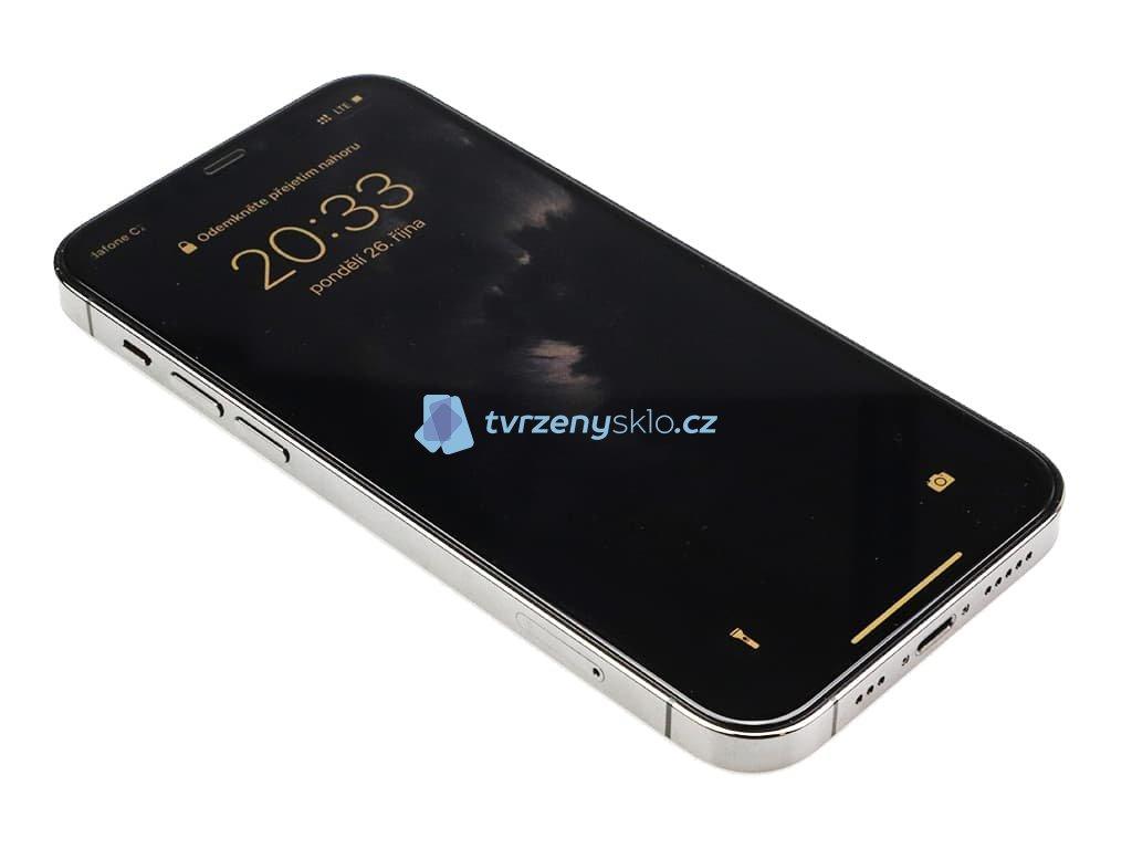 3D Tvrzené sklo na iPhone 12 a iPhone 12 Pro 1