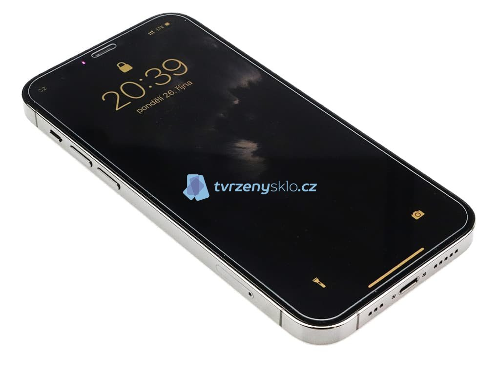 Tvrzené sklo na iPhone 12 a iPhone 12 Pro 2