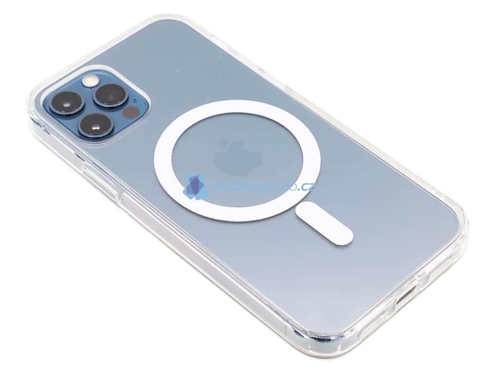 Průhledný kryt na iPhone 12 a iPhone 12 Pro 1