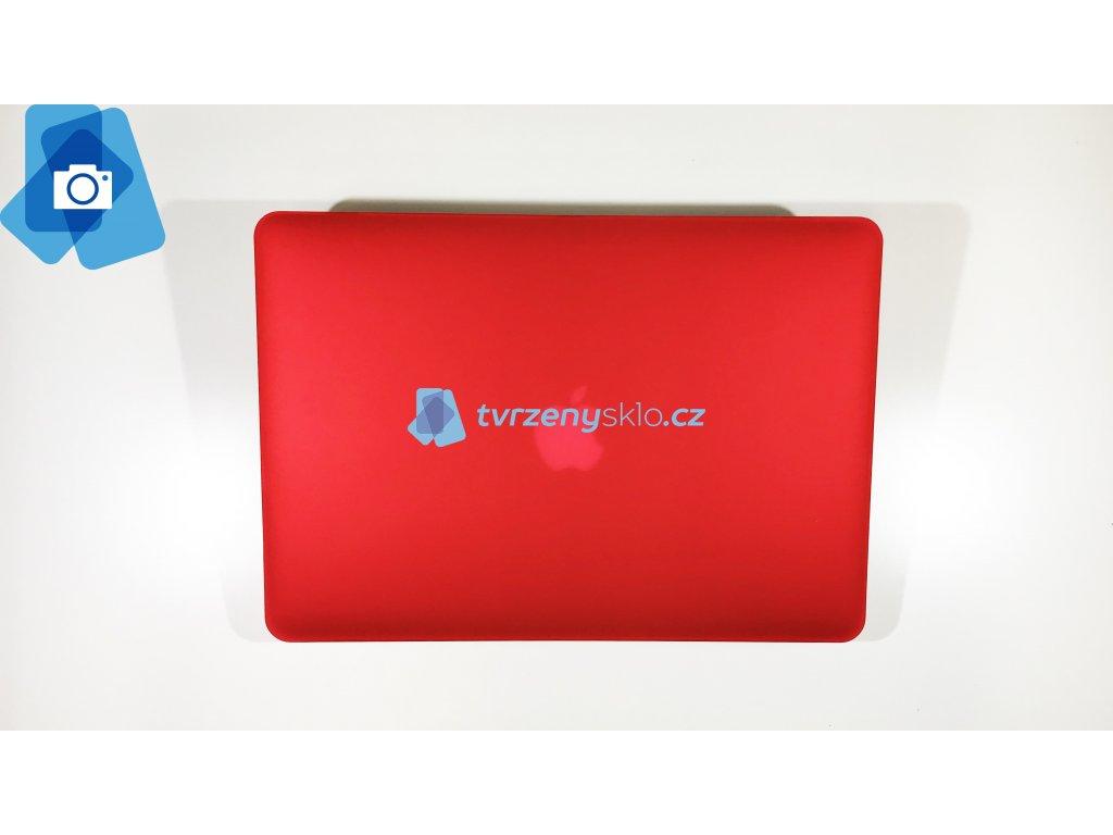 Kryt na Macbook Air 13 Červený
