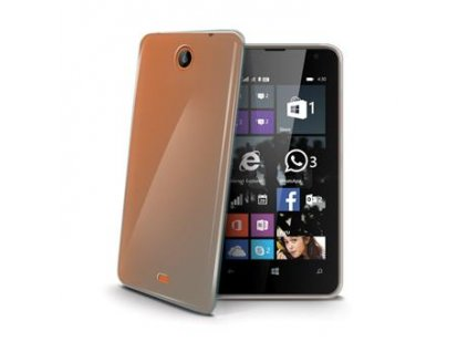 TPU pouzdro CELLY Gelskin pro Microsoft Lumia 430