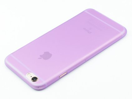 Tenký Plastový kryt iPhone 6 Fialový